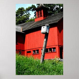 Where Meadowlarks Sing Vertical Gallery Print