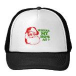 Where my ho's at? trucker hat