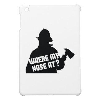 Where My Hose At iPad Mini Cover