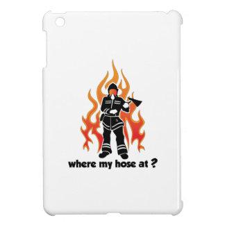 Where My Hose At iPad Mini Covers