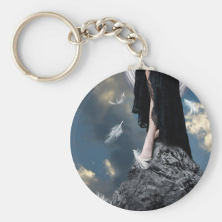 Where Only Angels Wander Keychain