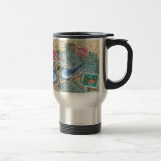 Where Shall We fly Dear? collection Travel Mug