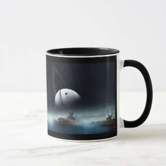 Where Silent Waters Whisper - Mug