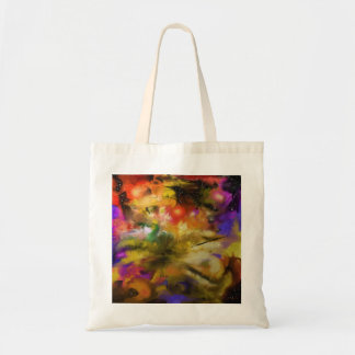 Where Stars are Born Abstract Tote Bag