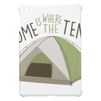 Where Tent Is Case For The iPad Mini