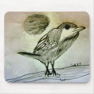 Where the Bird Sings Mouse Pad