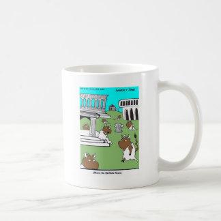 Where The Buffalo Rome Funny Gifts & Tees Coffee Mugs