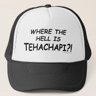 Where the Hell is Tehachapi?! Trucker Hat