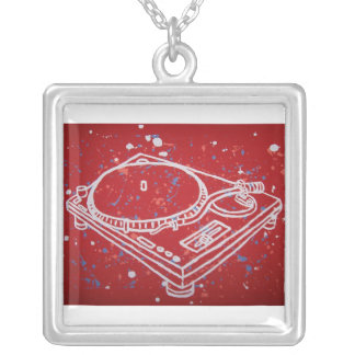 Where the Magic Happens Silver Plated Necklace