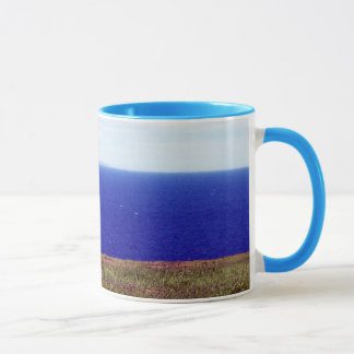 Where The Ocean Meets The Land Mug