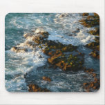 Where the Ocean Meets the Rocks Mouse Pad