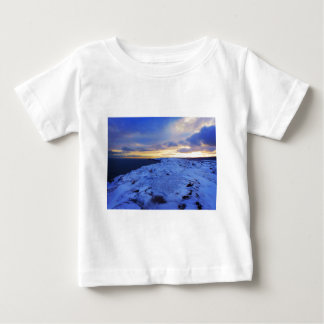 Where The Sky Meets The Sea Baby T-Shirt