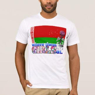 Where them Belarusian girls at? T-Shirt