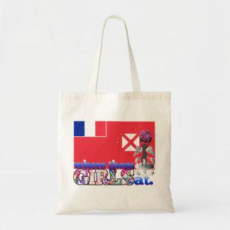 Where them Futunan girls at? Canvas Bags