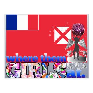 Where them Futunan girls at? Post Cards