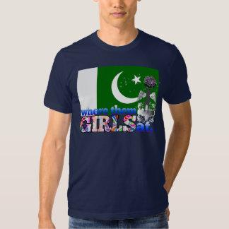 Where them Pakistani girls at? Tshirts
