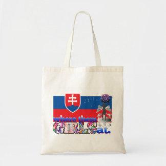 Where them Slovak girls at? Bag
