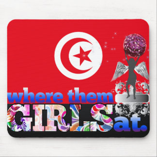 Where them Tunisian girls at? Mouse Pad