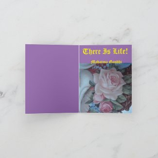 Where There Is Love-Post Card
