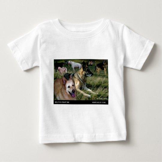 Where We All Wait Baby T-Shirt