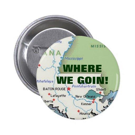WHERE WE GOIN! BUTTON