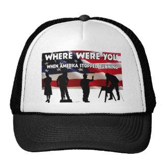 Where Were You America Trucker Hat