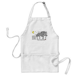 Where Womyn Gather Apron