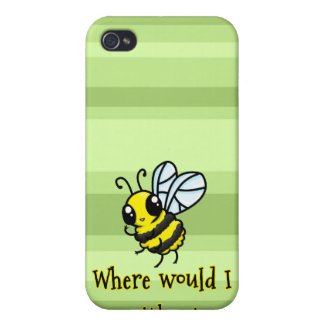 Where would I bee without you iPhone 4/4S Cases