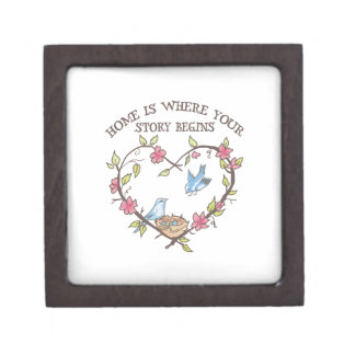 WHERE YOUR STORY BEGINS PREMIUM JEWELRY BOXES