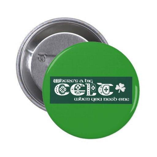 Where's a Celt? Buttons