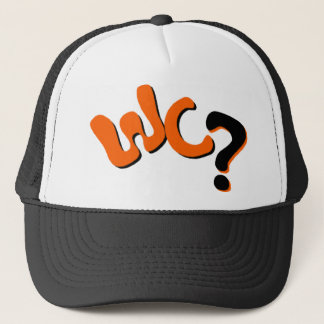 Where's Coral Trucker Hat
