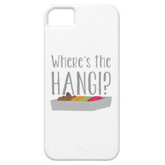 ¿Wheres el HANGI? (Banquete maorí de Nueva iPhone 5 Fundas