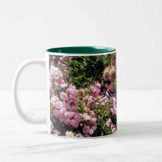Where's Little Bug Two-Tone Coffee Mug