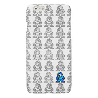 Where's Mega Man? Glossy iPhone 6 Case