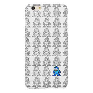 Where's Mega Man? Glossy iPhone 6 Plus Case