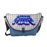 Where's Mega Man? Messenger Bag