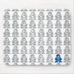 Where's Mega Man? Mouse Pad