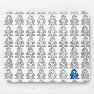Where's Mega Man? Mousepad