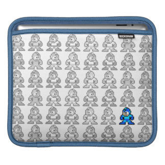 Where's Mega Man? Sleeve For iPads