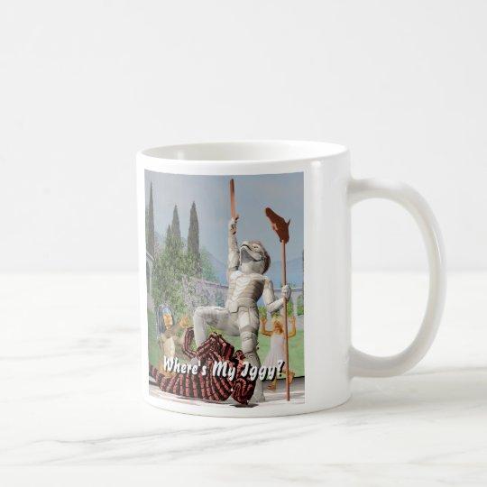 Where's My Iggy? Coffee Mug