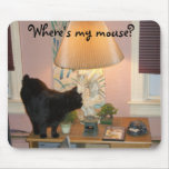 Where's my mouse? mouse pads