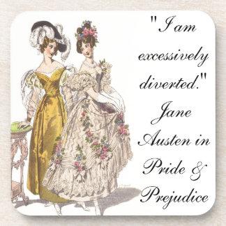 Where's My Mr. Darcy? Coaster