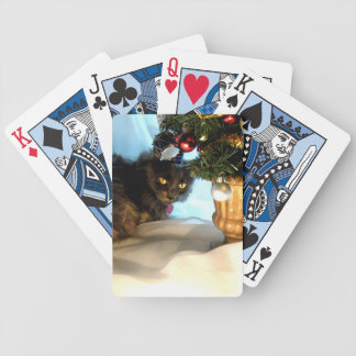 Where's My Presents? Bicycle Playing Cards