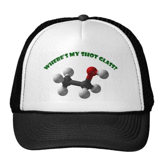 Where's My Shot Glass-Ethanol Trucker Hat