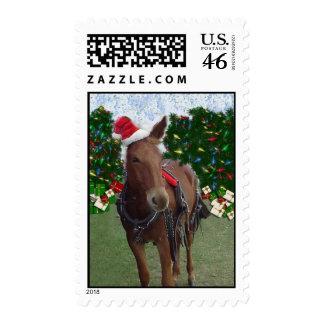 Where's My Sleigh? Christmas Stamp
