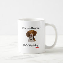 Where's Roscoe? Coffee Mug