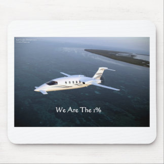 Where's The 1%? Funny Gifts Tees Mugs Cards Etc Mouse Pad