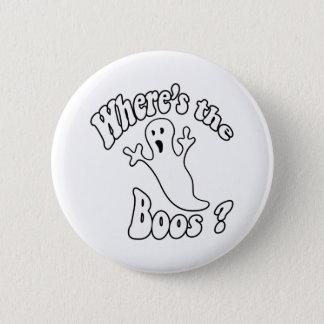 Where's the Boos? Button