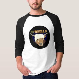 Where's The China? T-Shirt
