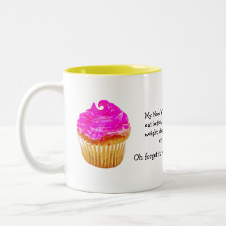 Where's The Cupcakes?  Mug
